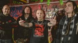 The Exploited reagenda tour na América do Sul para 2019
