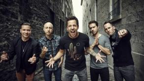 Simple Plan fará show em São Paulo no mês de maio