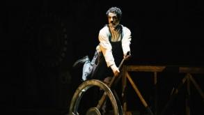 """""""Chaplin, o Musical"""", reestreia no Theatro Net São Paulo dia 17 de maio"""