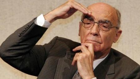 Farol Santander sedia exposição gratuita sobre José Saramago