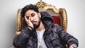 """Rapper Rashid faz show e apresenta álbum """"Crise"""", na região do ABC"""