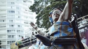 Unibes cultural exibe filme com a primeira mulher negra cadeirante a dançar no Municipal