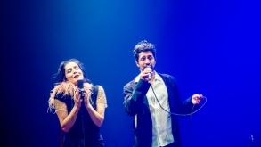 A Vida em Vermelho: Itaú Cultural recebe Letícia Sabatella e Fernando Alves Pinto