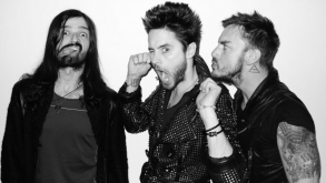 30 Seconds to Mars e Foster The People no Brasil