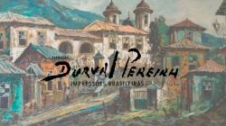 Exposição celebra centenário do pintor Durval Pereira