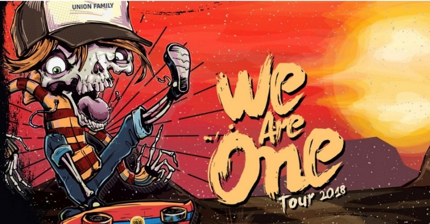 Festival We Are One Tour 2018 confirma line-up completo