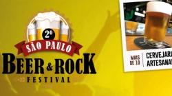 2º Beer & Rock Festival, o evento que une cerveja artesanal e rock 'n' roll