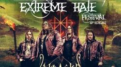 6ª edição do Extreme Hate Festival divulga seu line-up