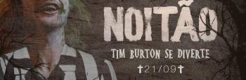 Tim Burton ganha homenagem no Caixa Belas Artes nesta sexta-feira