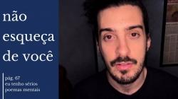 Lançamento: Cantor e Poeta Pedro Salomão agora em páginas na Livraria Cultura