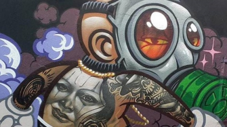 Memorial da América Latina recebe a Bienal Internacional do Graffiti