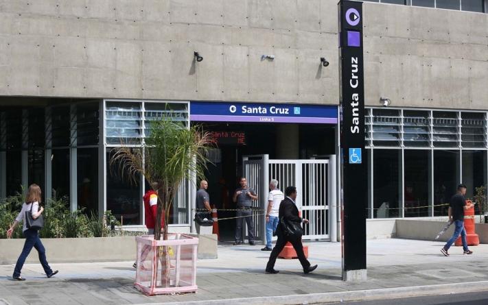 Estações da Linha 5-Lilás passam a funcionar em horário integral neste sábado
