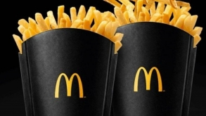 Vai ter Black Friday no McDonald's com batata e nuggets em dobro!