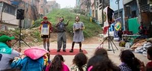 Projeto circense leva diversão a comunidades da Grande São Paulo