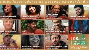 Perifa Talks promove conversas com empreendedores da periferia