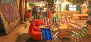 Feirinha Bar: um céu aberto na Vila Olímpia
