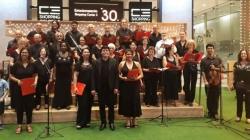 Shopping Center 3 exibe atrações musicais e decorações especiais de Natal