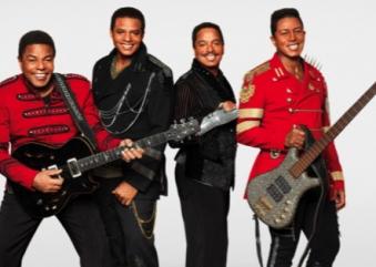 The Jacksons, os irmãos de Michael Jackson, se apresentam no Brasil
