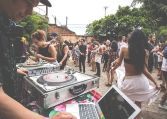 Casa das Caldeiras recebe duas festas gratuitas no Pré-Carnaval 2019