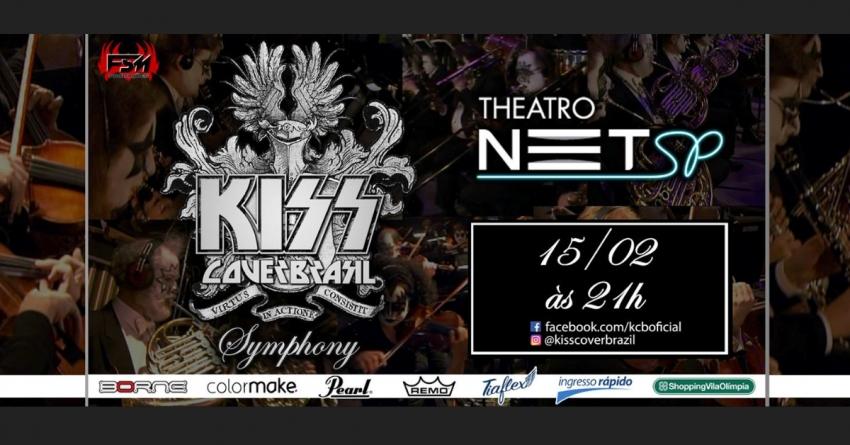 KISS Symphony, icônico show do KISS, será homenageado em São Paulo
