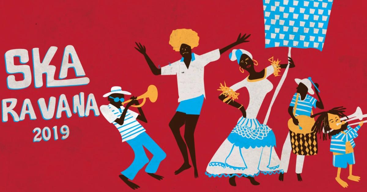 Bloco dedicado ao ska estreia neste ano no Carnaval de Rua paulistano