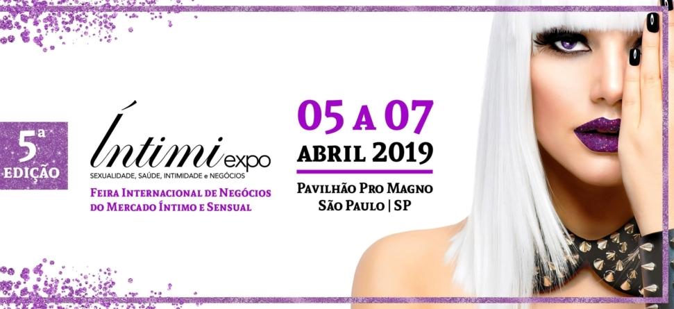 Íntimi Expo, a maior feira do mercado íntimo e sensual da América Latina