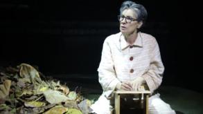Itaú Cultural recebe Cássia Kis na peça inspirada em Manoel de Barros