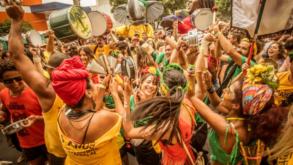 Bloco Kaya na Gandaia desfila amanhã no Centro de São Paulo