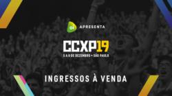 CCXP inicia venda de ingressos para 6ª edição