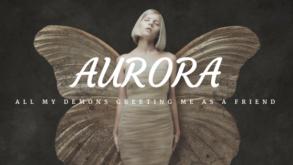 Aurora vem ao Brasil para apresentação especial em São Paulo