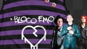 Bloco Emo promove festa no Teatro Mars neste sábado