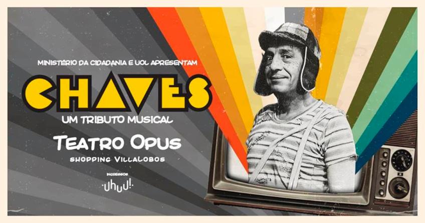 Musical do Chaves estreia em agosto