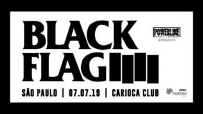 7 motivos pelos quais o show do Black Flag em São Paulo é imperdível
