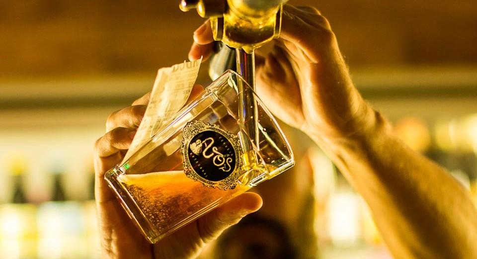 Cervejaria artesanal na Zona Oeste foi criada em homenagem às avós