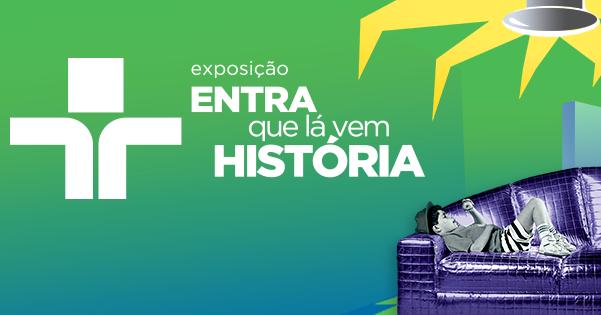 TV Cultura comemora 50 anos com exposição em São Paulo