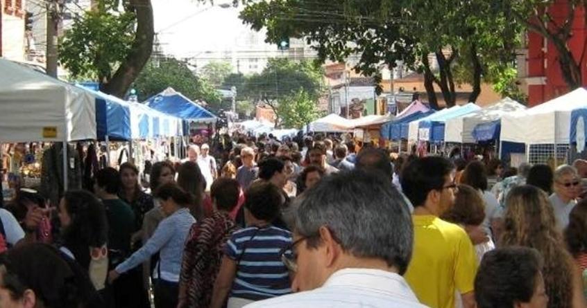 32ª Feira de Artes da Vila Pompéia acontece no domingo