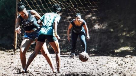 Museu do Futebol exibe exposição sobre o futebol feminino