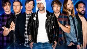 Maroon 5 se apresenta no VillaMix de São Paulo em julho