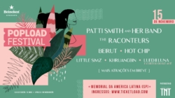 Popload Festival divulga boa parte do lineup da edição 2019