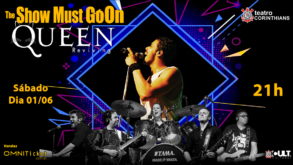 Musical: The Show Must Go On – QUEEN Reviving