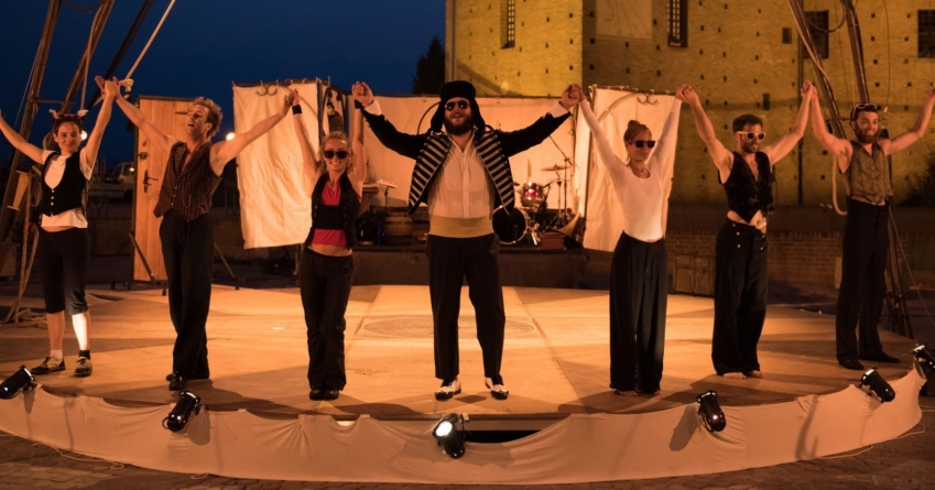 7 espetáculos circenses gratuitos para assistir no Sesc Pq. Dom Pedro II