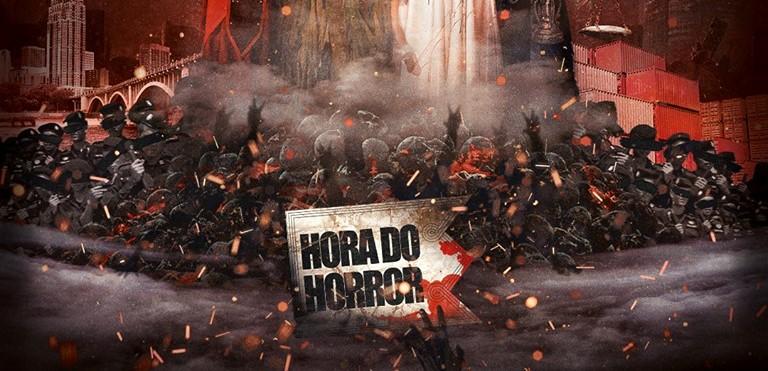 Falta apenas 1 mês para acabar a Hora do Horror 2019, do Hopi Hari!
