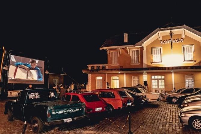 Cine Autorama chega em SP neste fim de semana