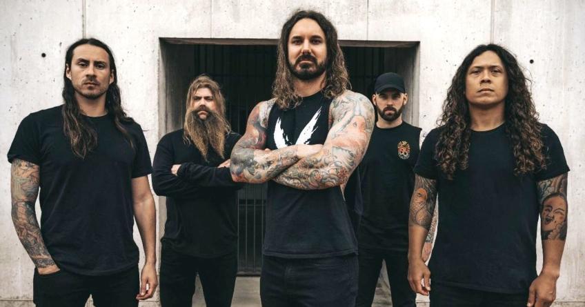As I Lay Dying lança novo single um mês antes de tocar no Brasil
