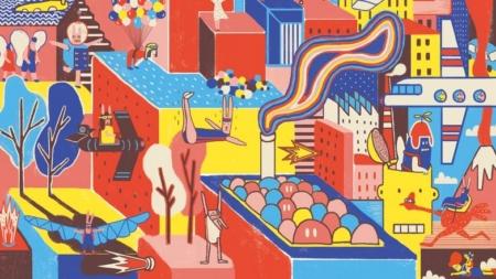 Exposição de ilustrações ibero-americanas está em cartaz no Tomie Ohtake