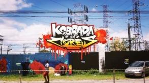 Festival de grafite dará novas cores a muro da Linha Safira da CPTM