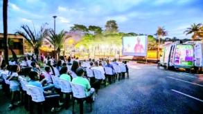 Virada Sustentável: Cinesolar traz van para exibir filmes com energia solar na Avenida Paulista