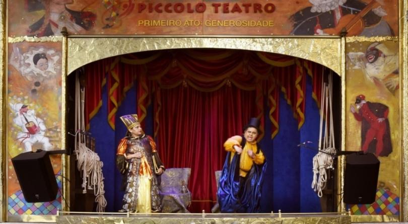 Piccolo Teatro, espetáculos gratuitos em plena Rua Avanhandava