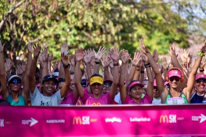McDonalds realiza maior corrida feminina da América Latina em SP