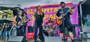 Atriz de La Casa de Papel vem a São Paulo com sua banda de rock